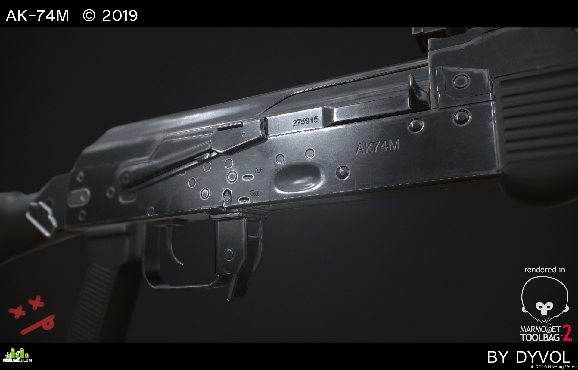 preview АК-74М
