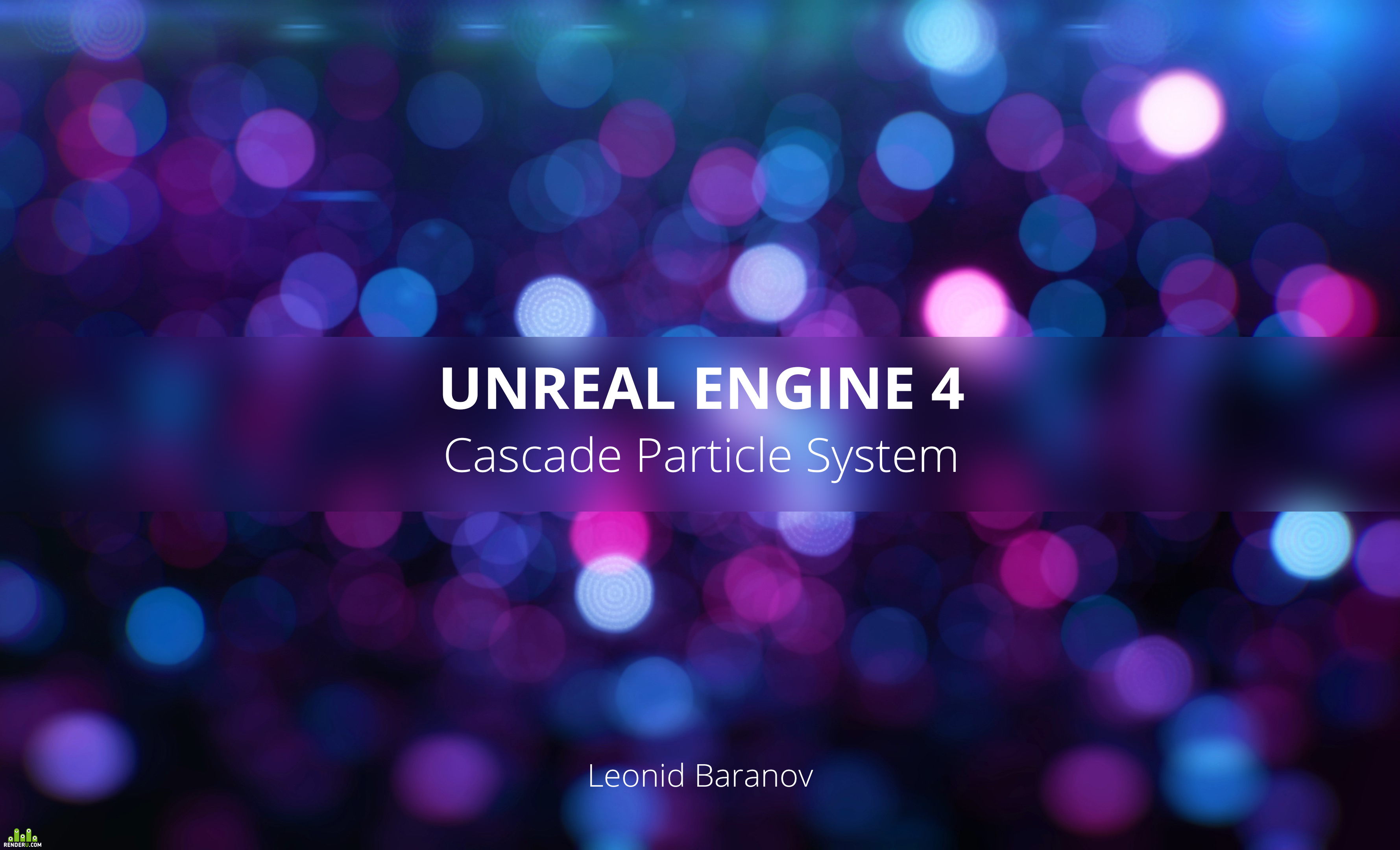 preview Unreal Engine 4 - Cascade Particle System (Realtime render)