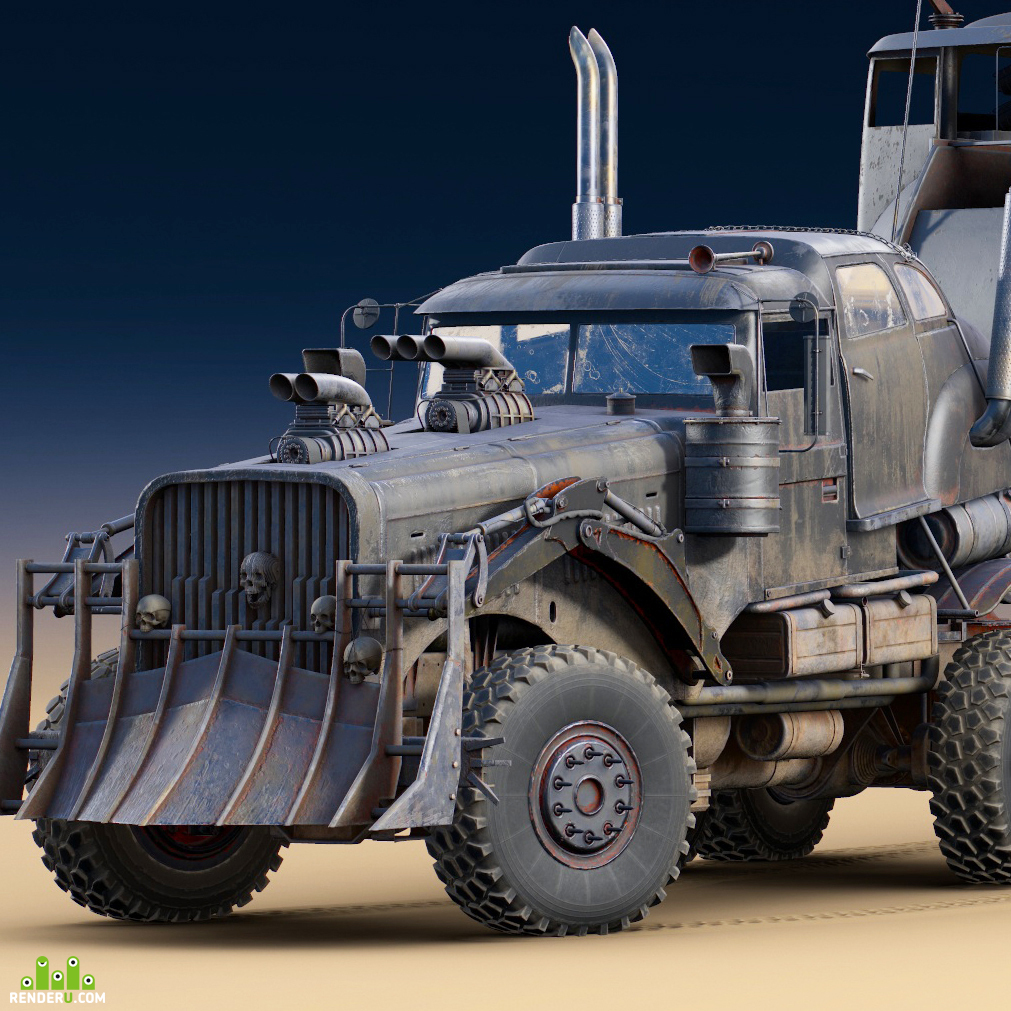 preview The War Rig
