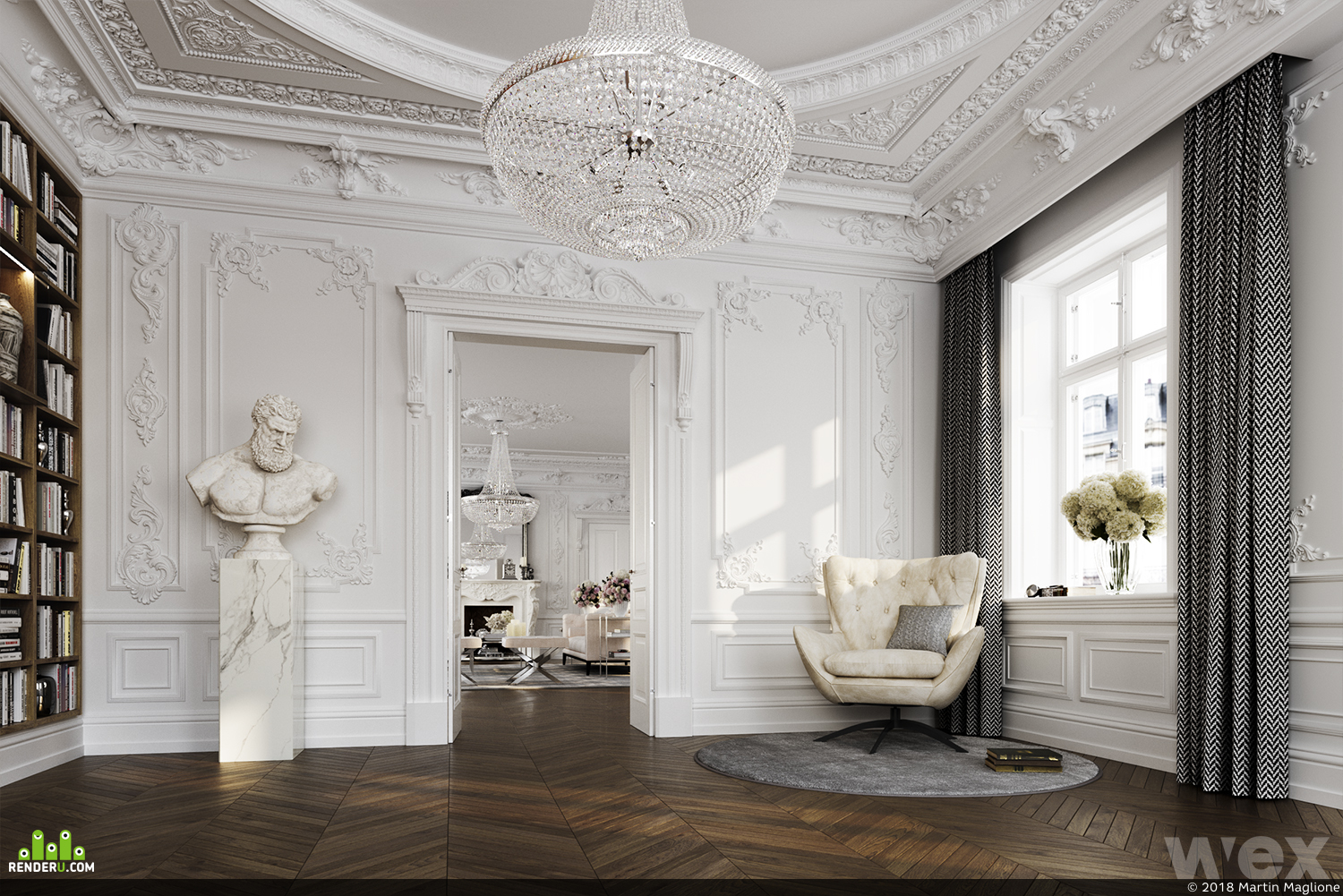 preview Parisian Apartment