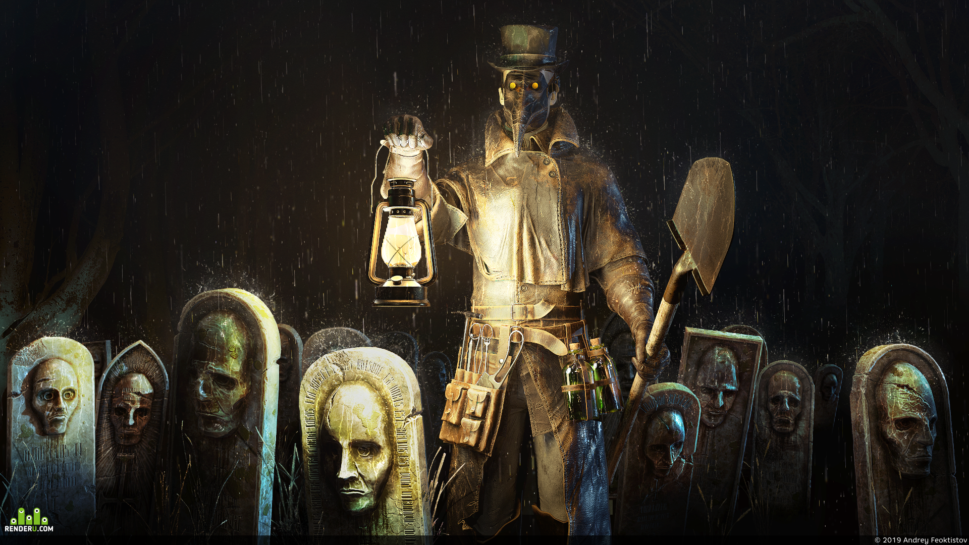 preview Plague Doctor