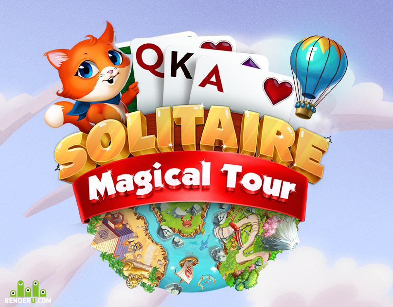 preview Solitaire Magical Tour