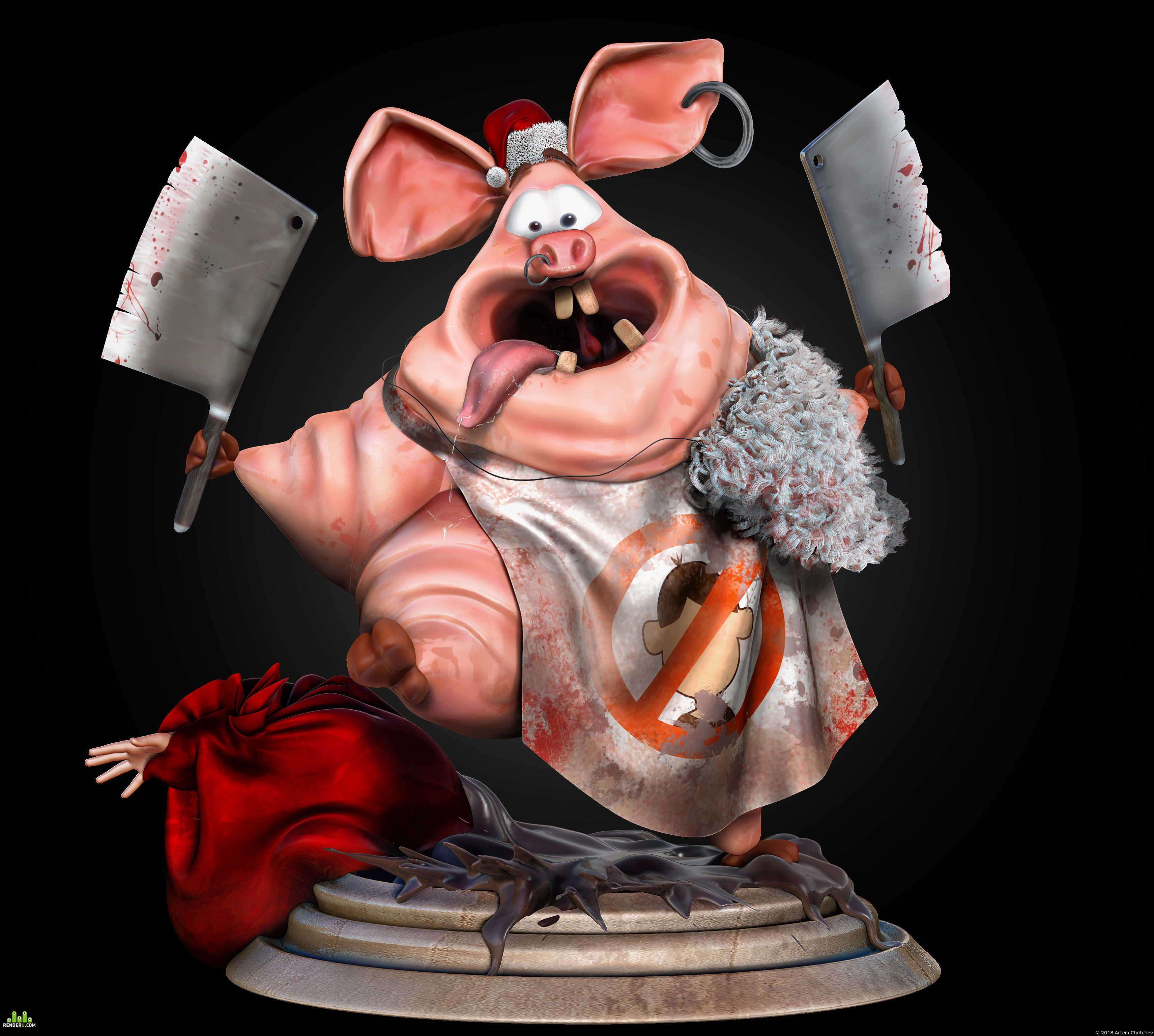 preview New Year Pig
