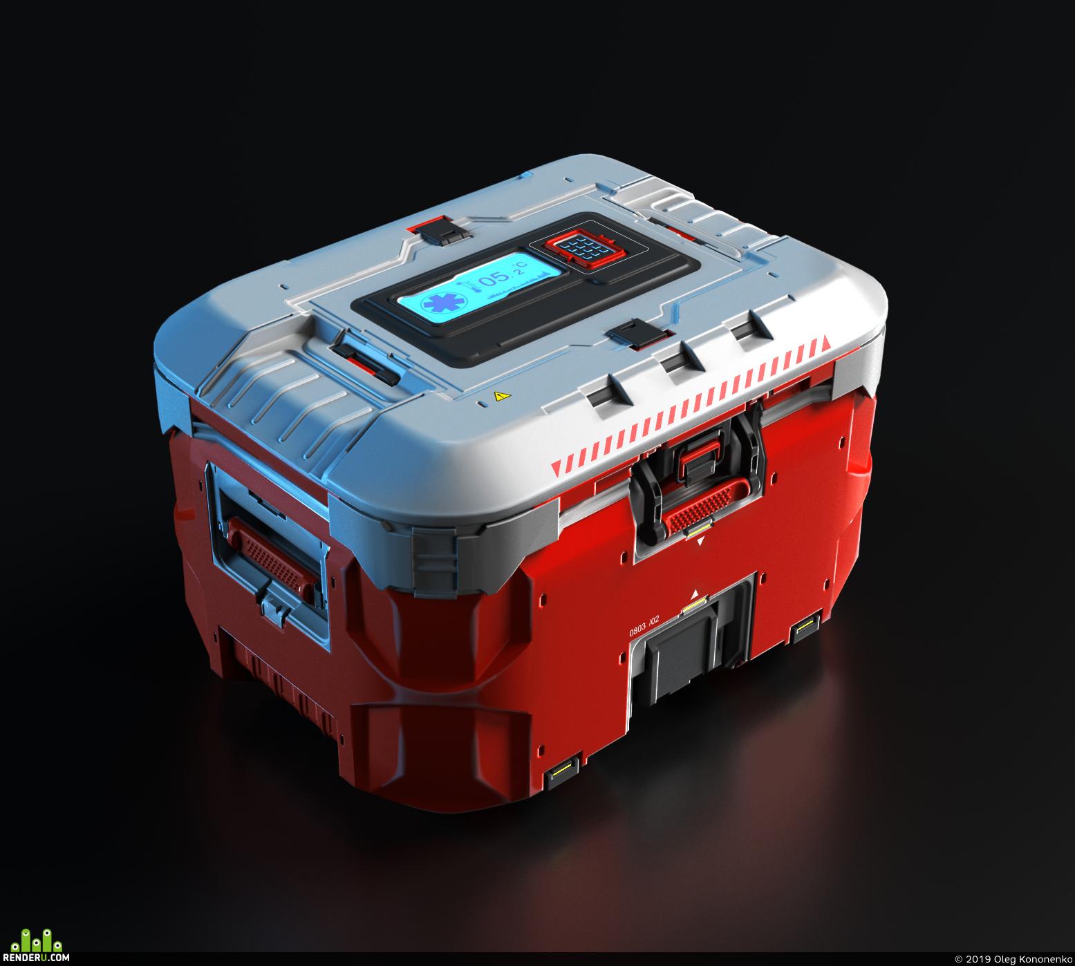 preview sci fi box