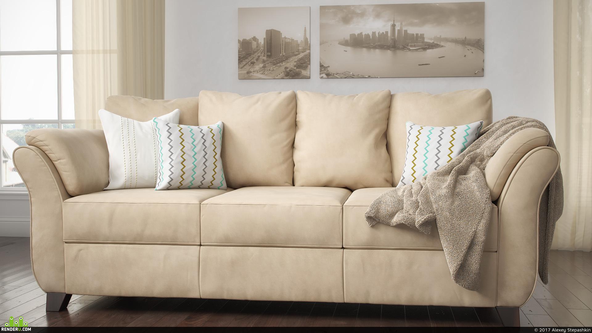 preview Collier sofa