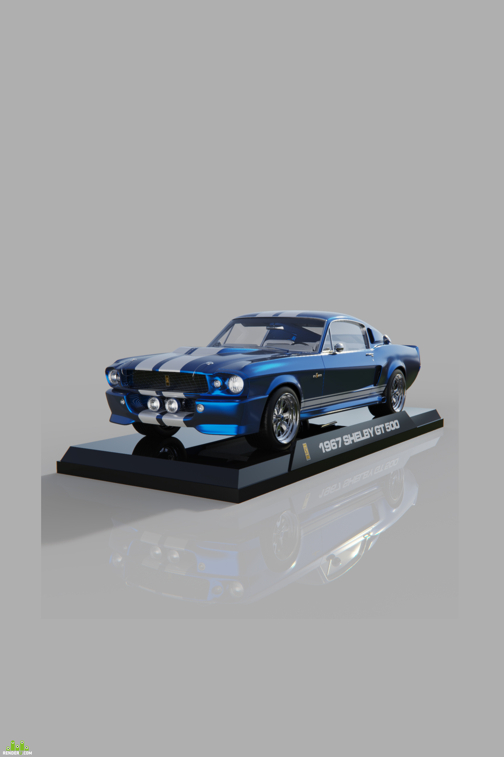 preview Ford Shelby Mustang GT500 Eleanor
