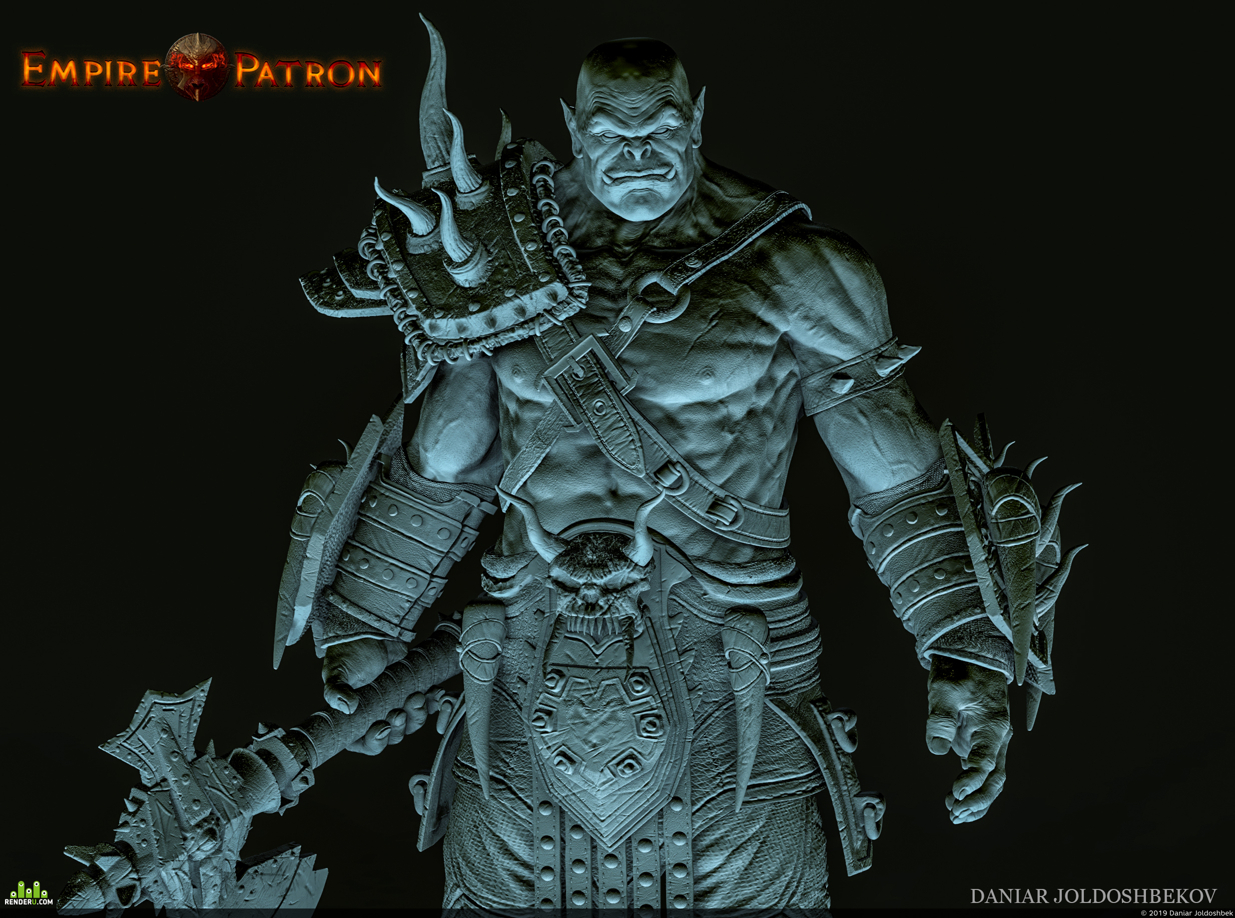 preview orc renders