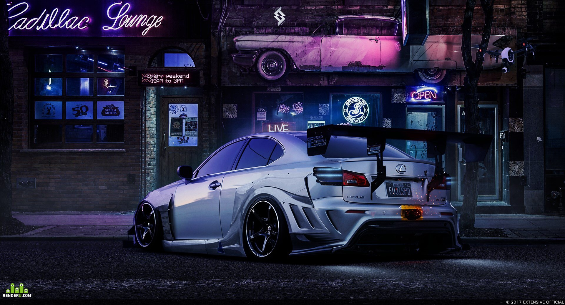 preview lexus