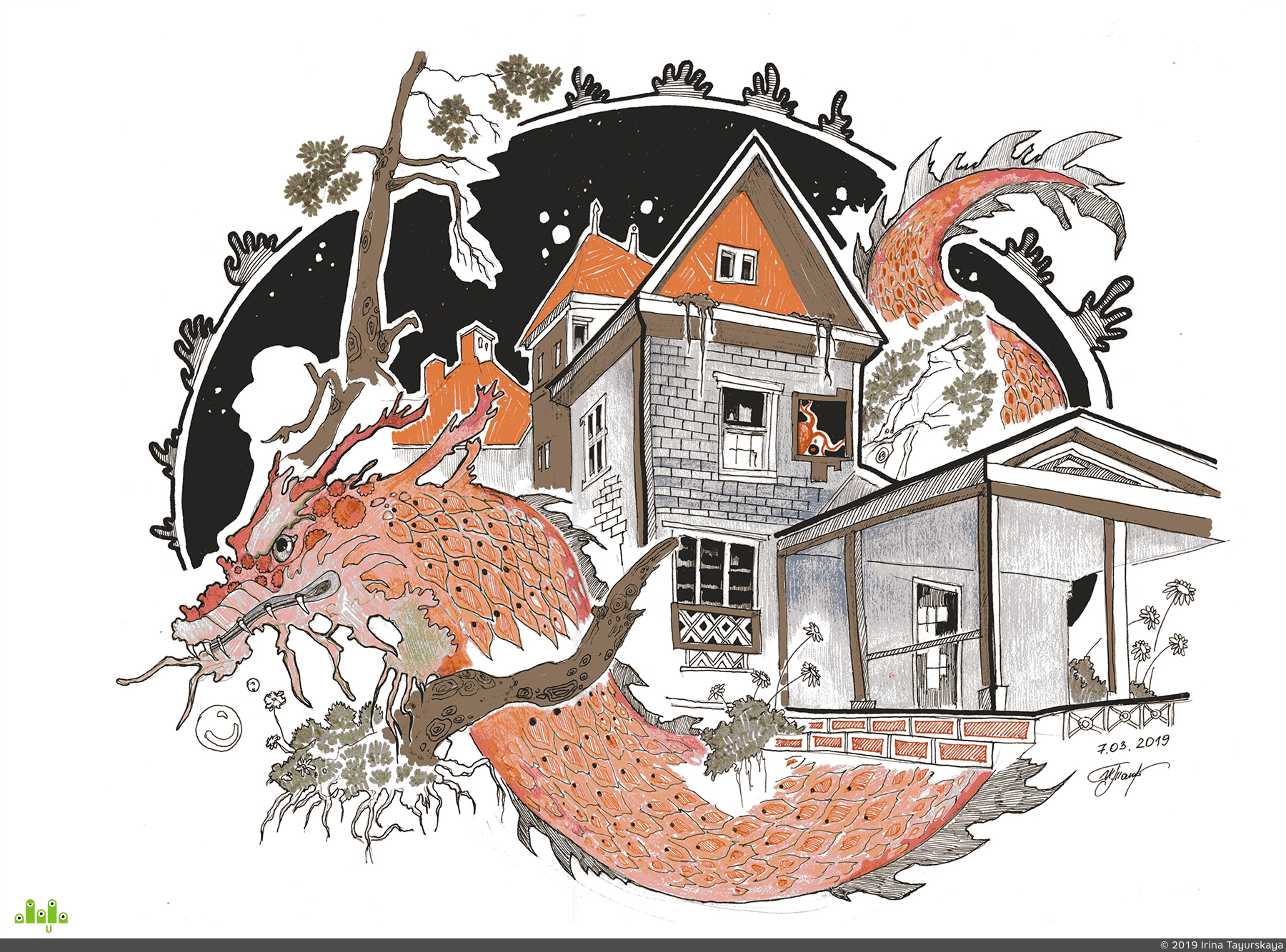 """preview """"Дом дракона"""""""