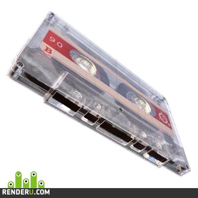 preview Лоуполи аудио кассета