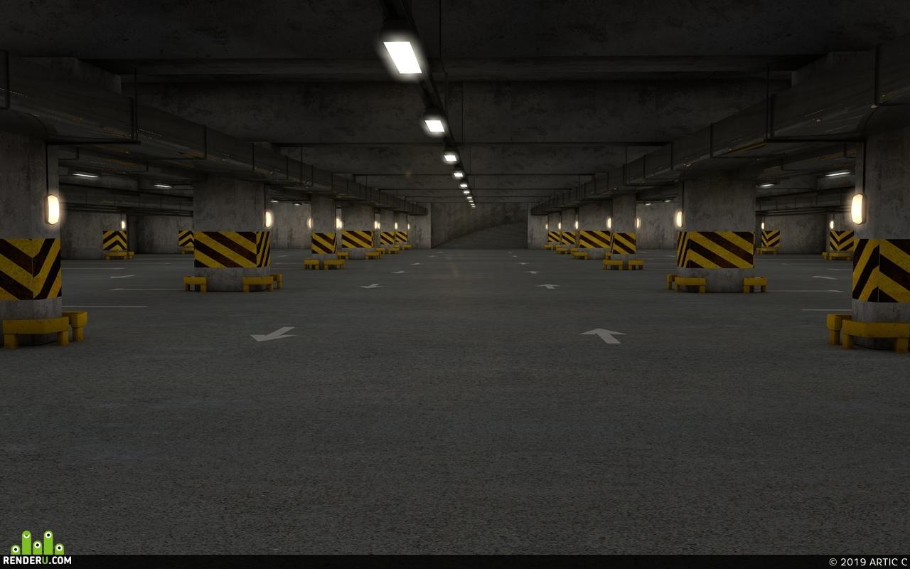 preview Парковка