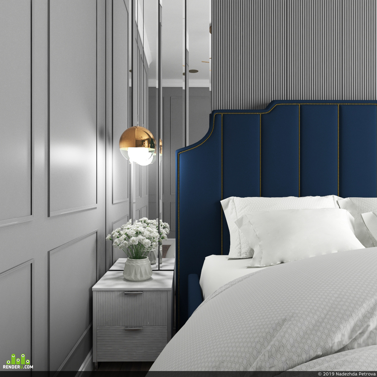 preview Дизайн квартиры
