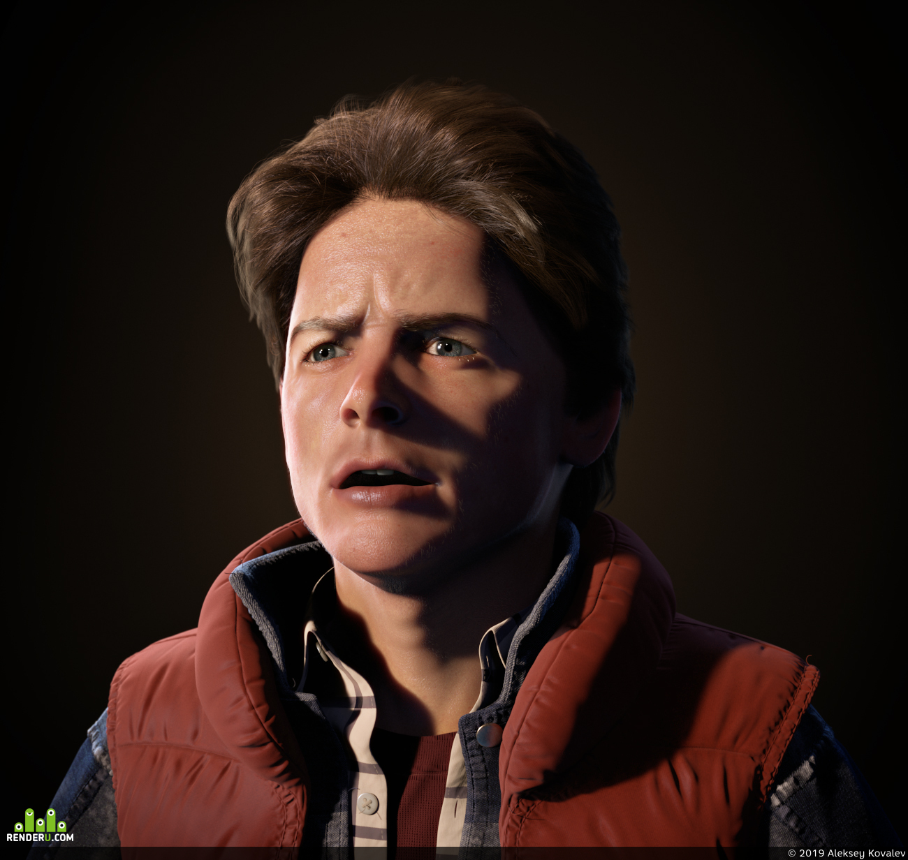 preview Marty McFly