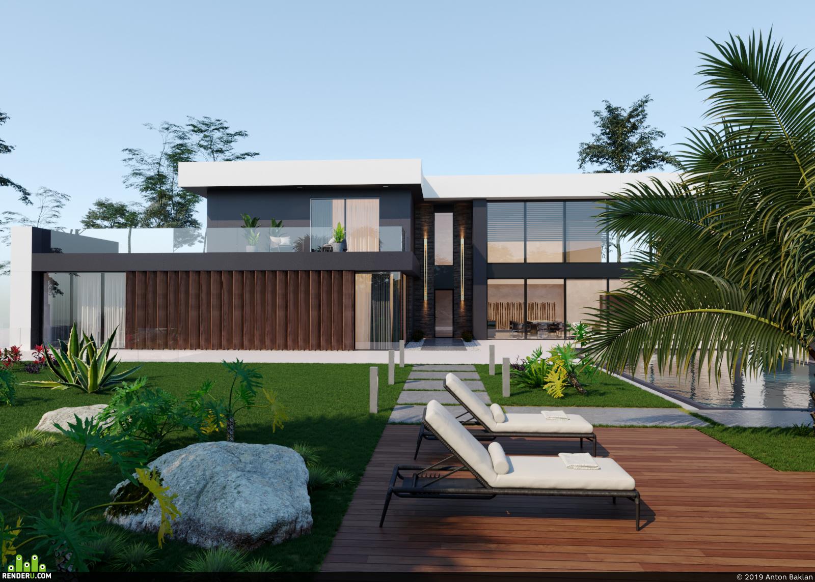 preview Индивидуальный жилой дом в г.Сочи
