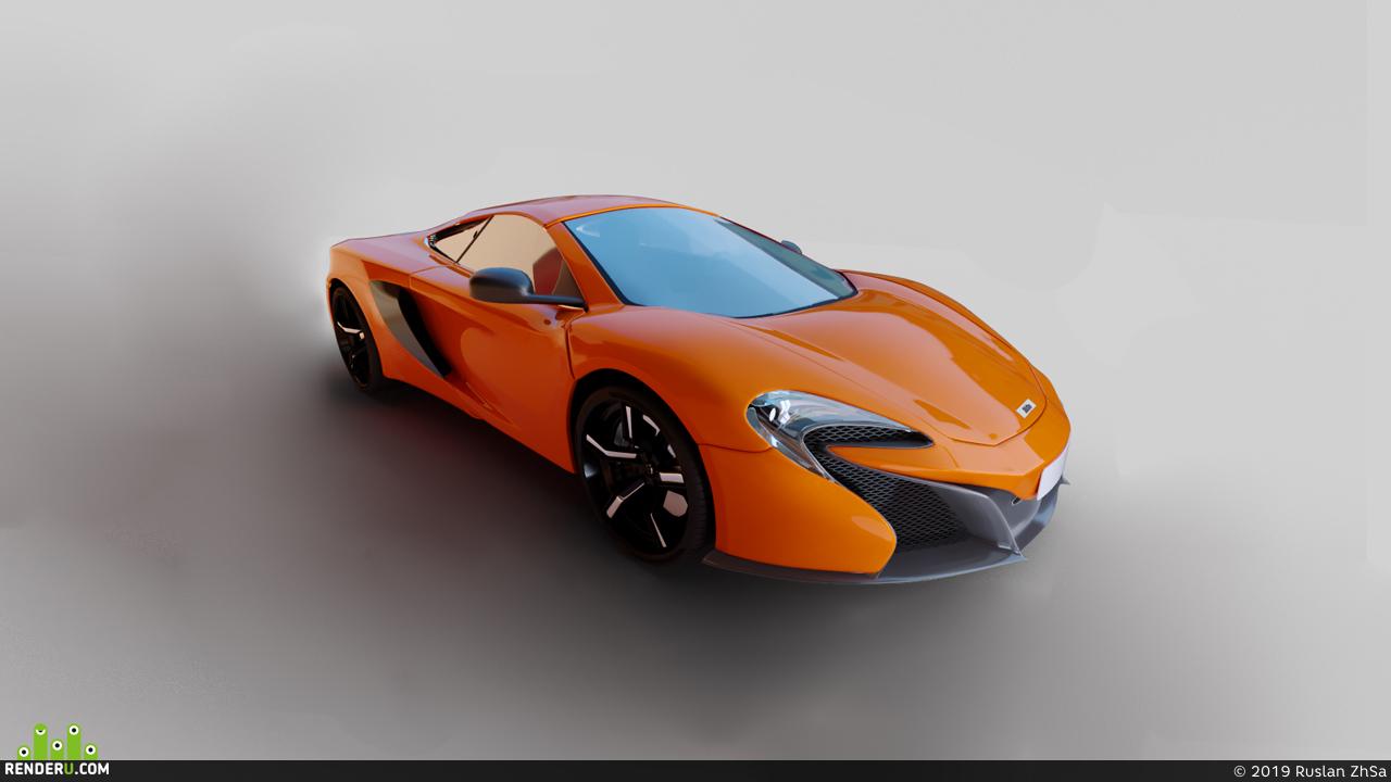 preview McLaren 650s