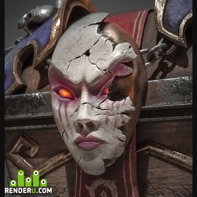 preview Sylvanas' chest