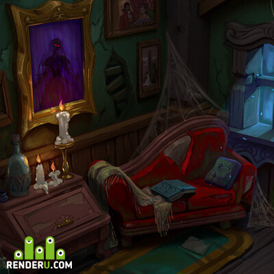 preview Ghost House