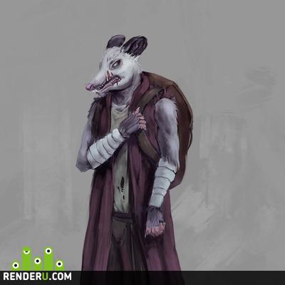 preview Opossum concept