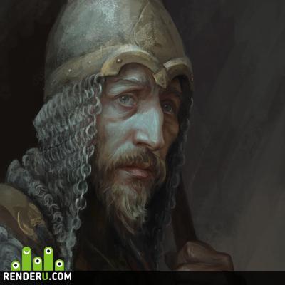 preview portrait of Warrior