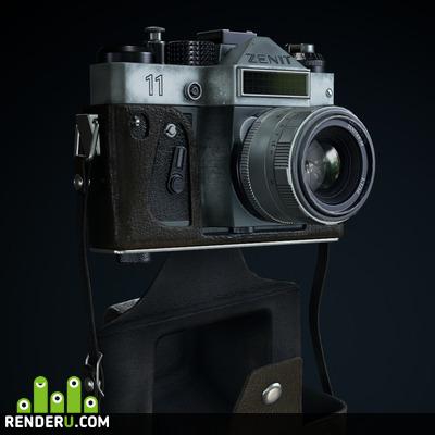 preview Zenit 11 Soviet photocamera