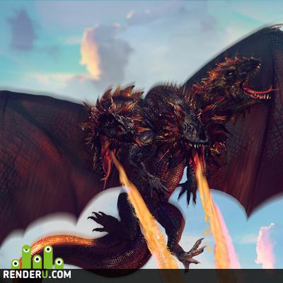 preview Битва с драконом