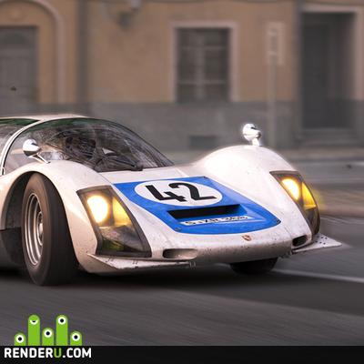 preview Porsche 906