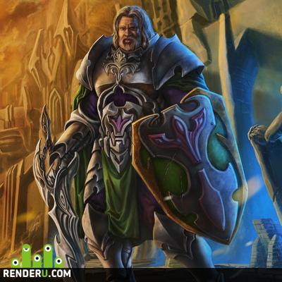 preview Рыцарь Лилии