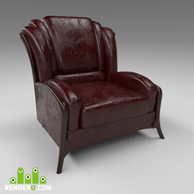 preview Leather chair