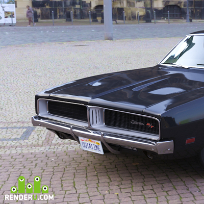 preview Dodge Charger 69