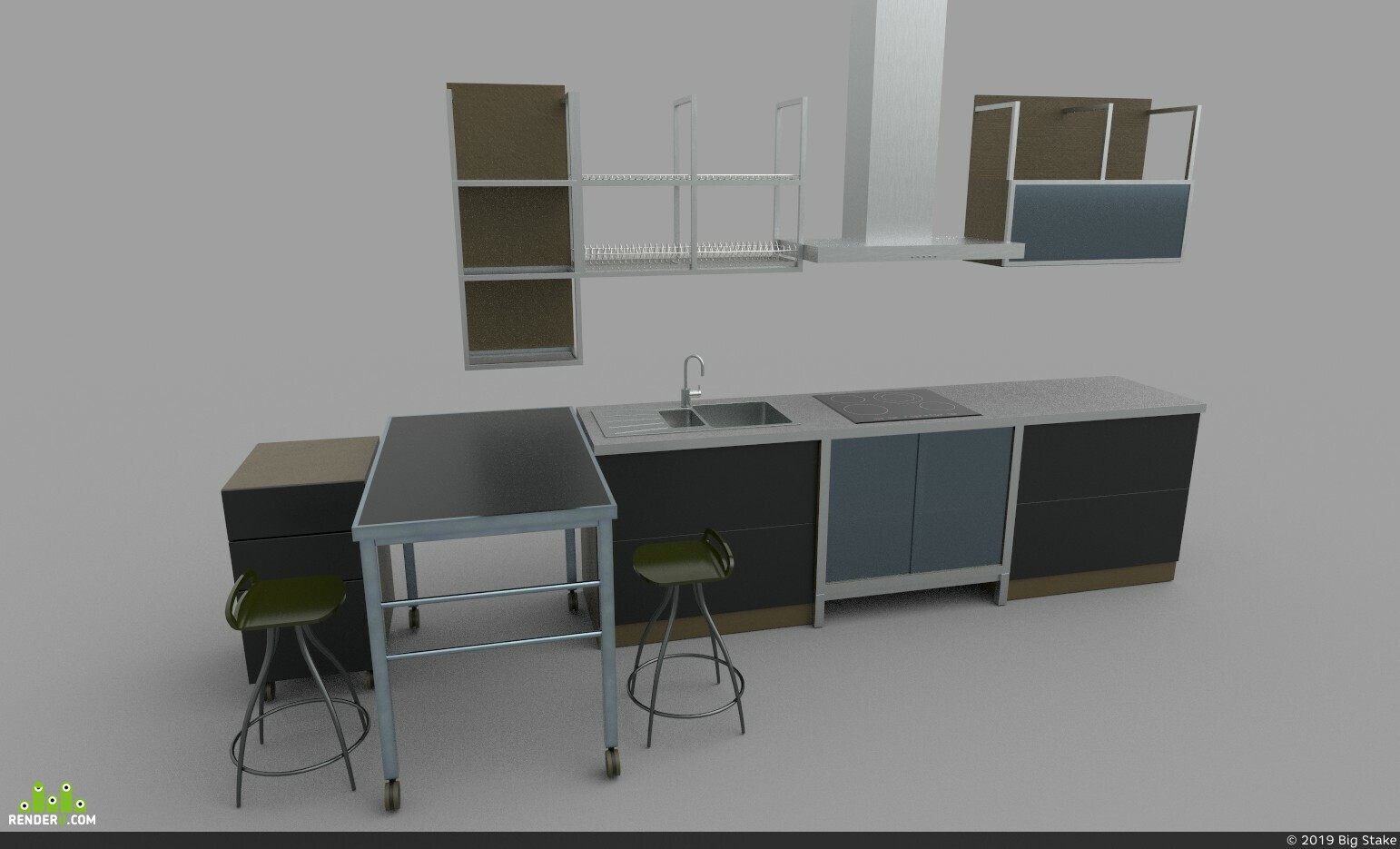 preview Kitchen set