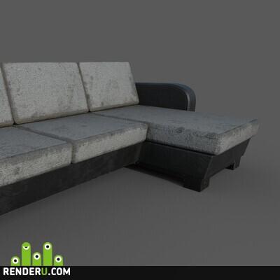 preview Corner sofa