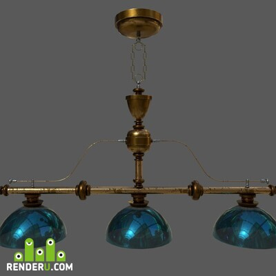 preview Chandelier old