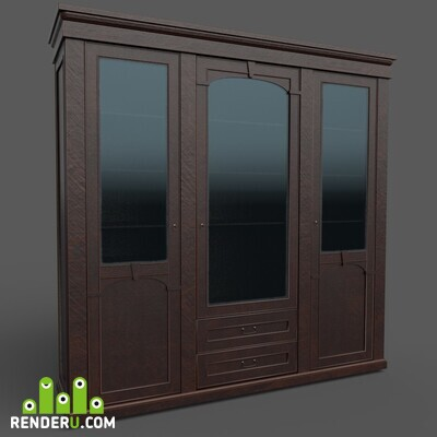 preview Bookcase old