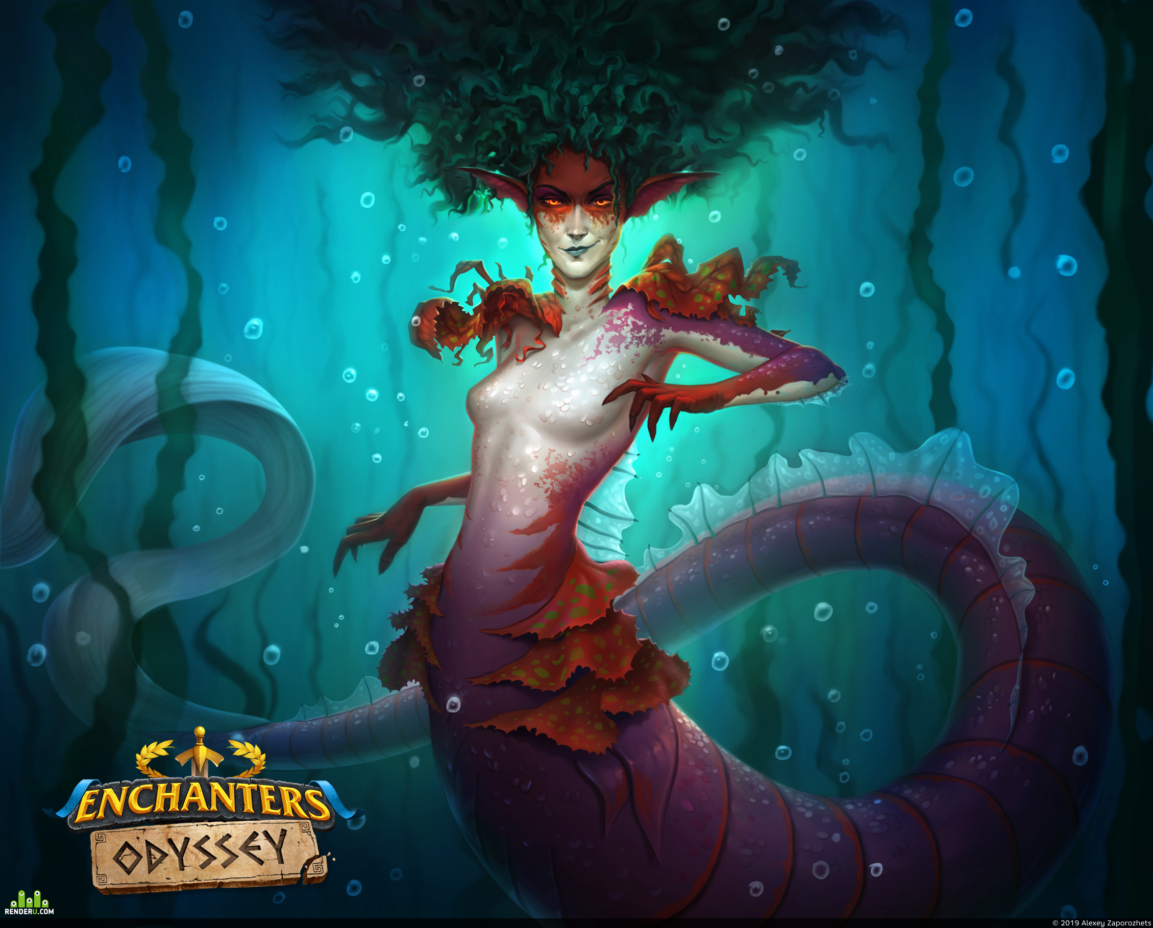 preview Enchanters: Odyssey