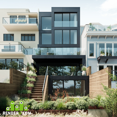 preview Remember House in San Francisco