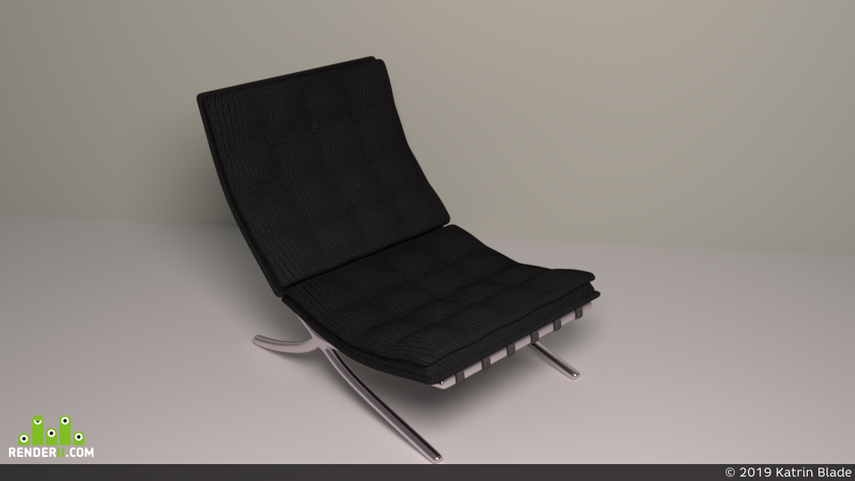 preview Barcelona chair