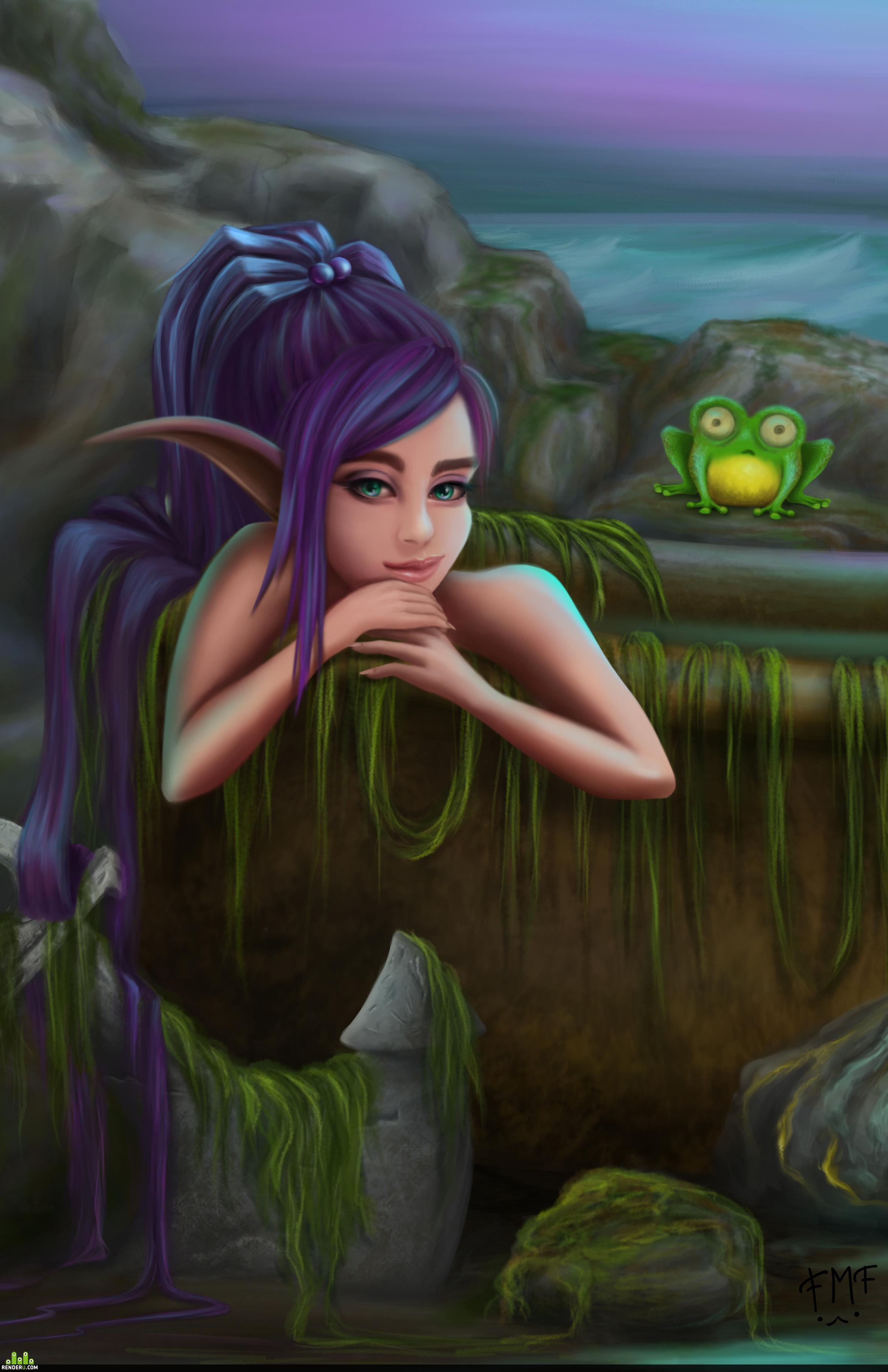 preview mermaid