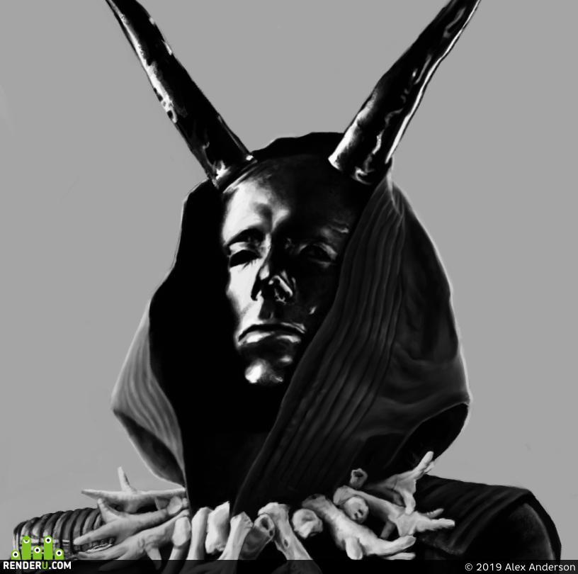 preview Dark priest