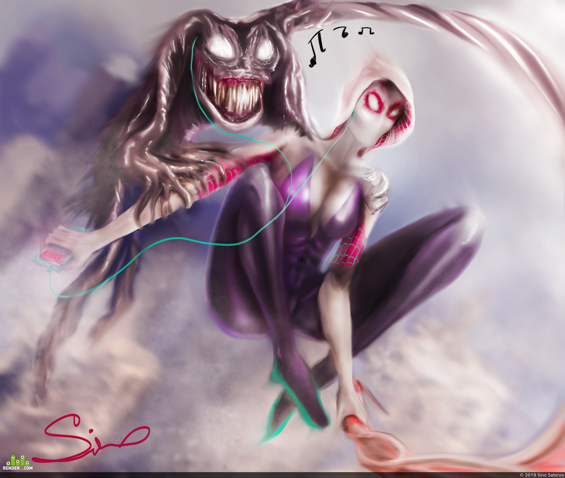preview Stacy Gwenom