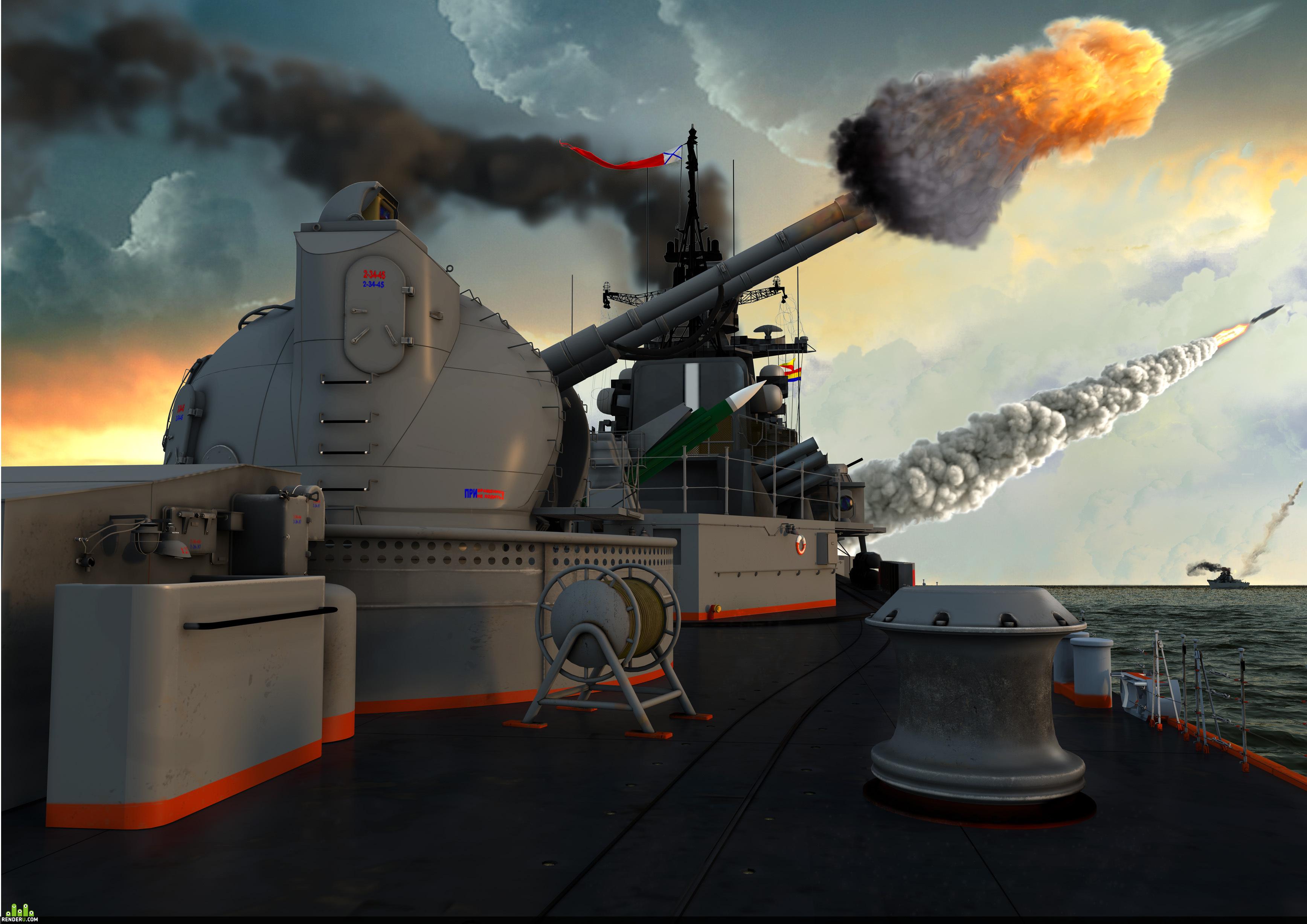 preview Корабельная установка Ак-130