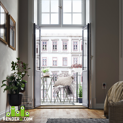 preview Apartment in Gothenburg