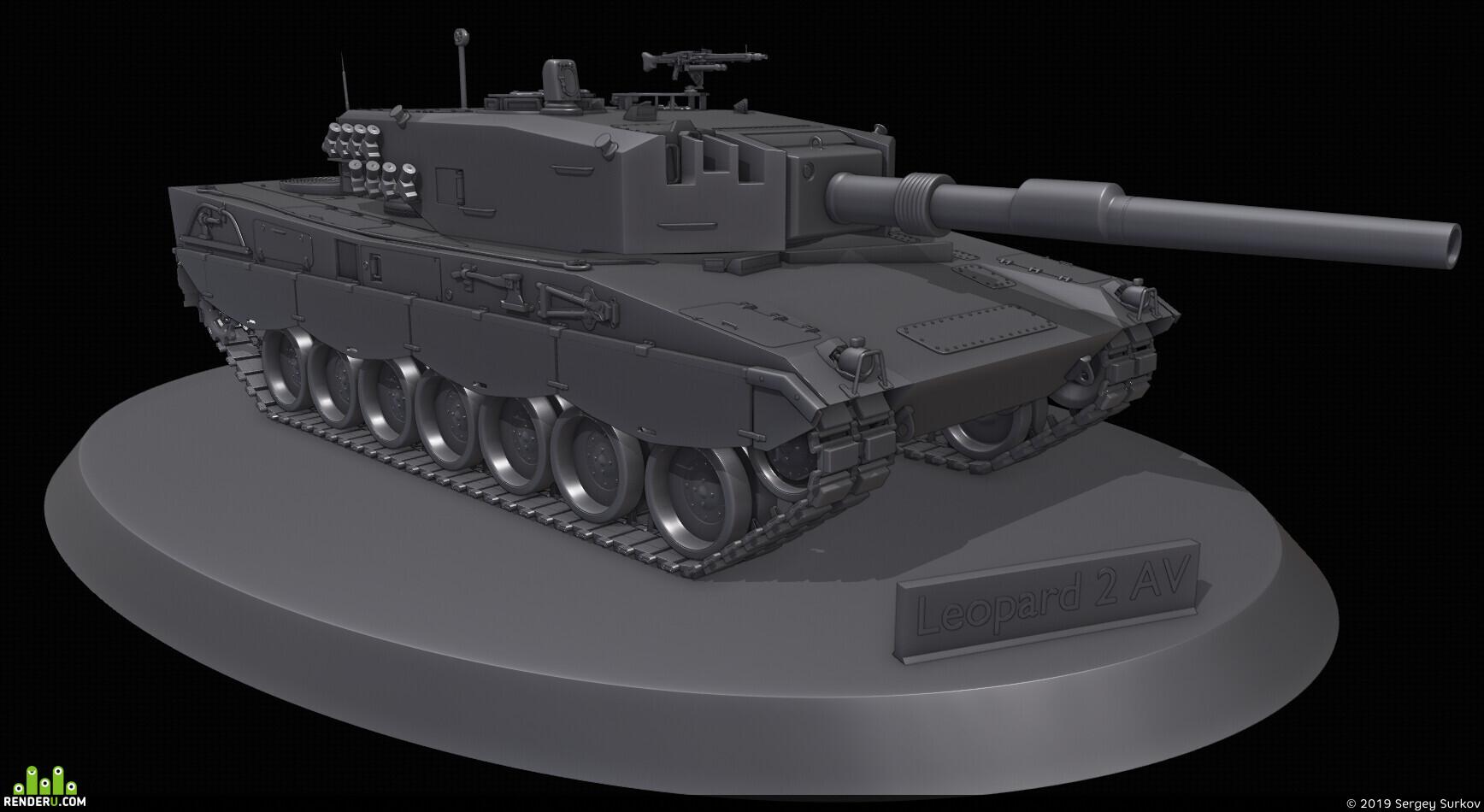 preview Leopard 2 AV
