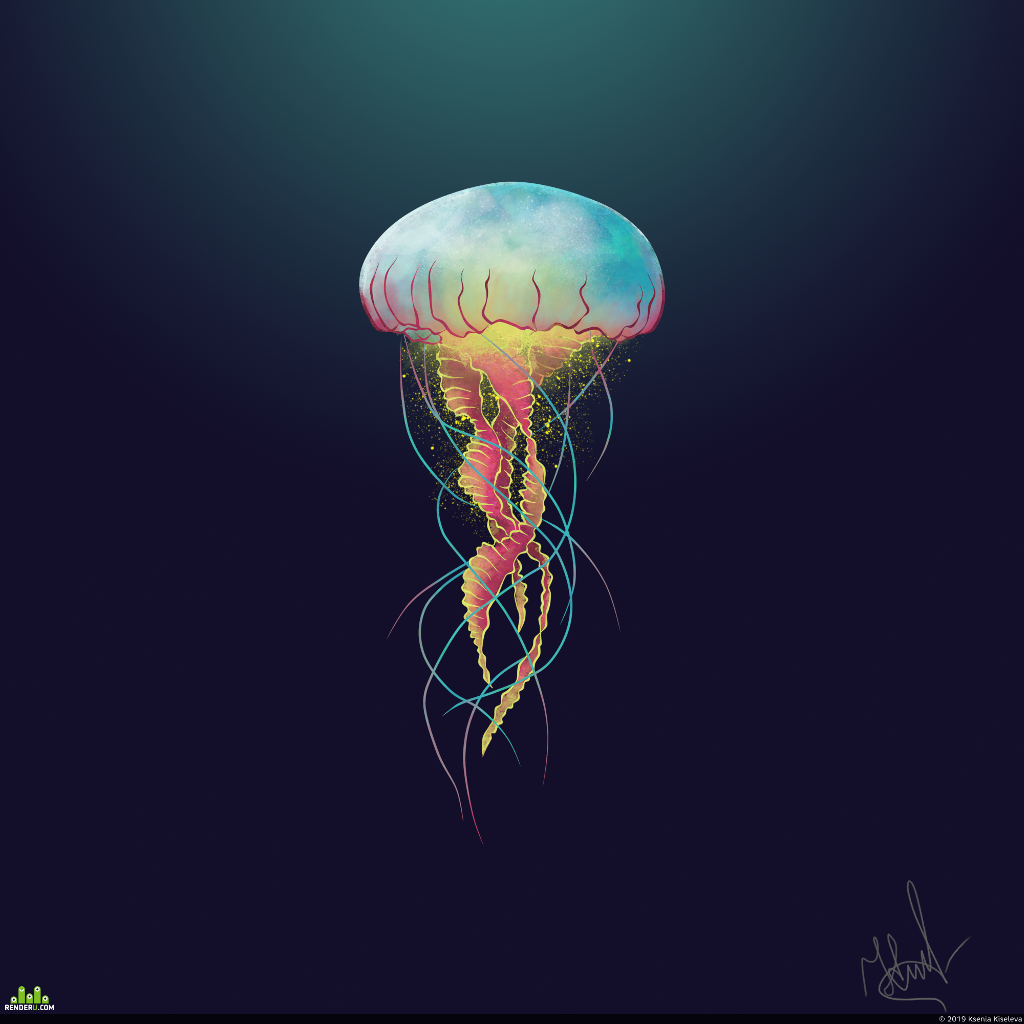 preview Jellyfish
