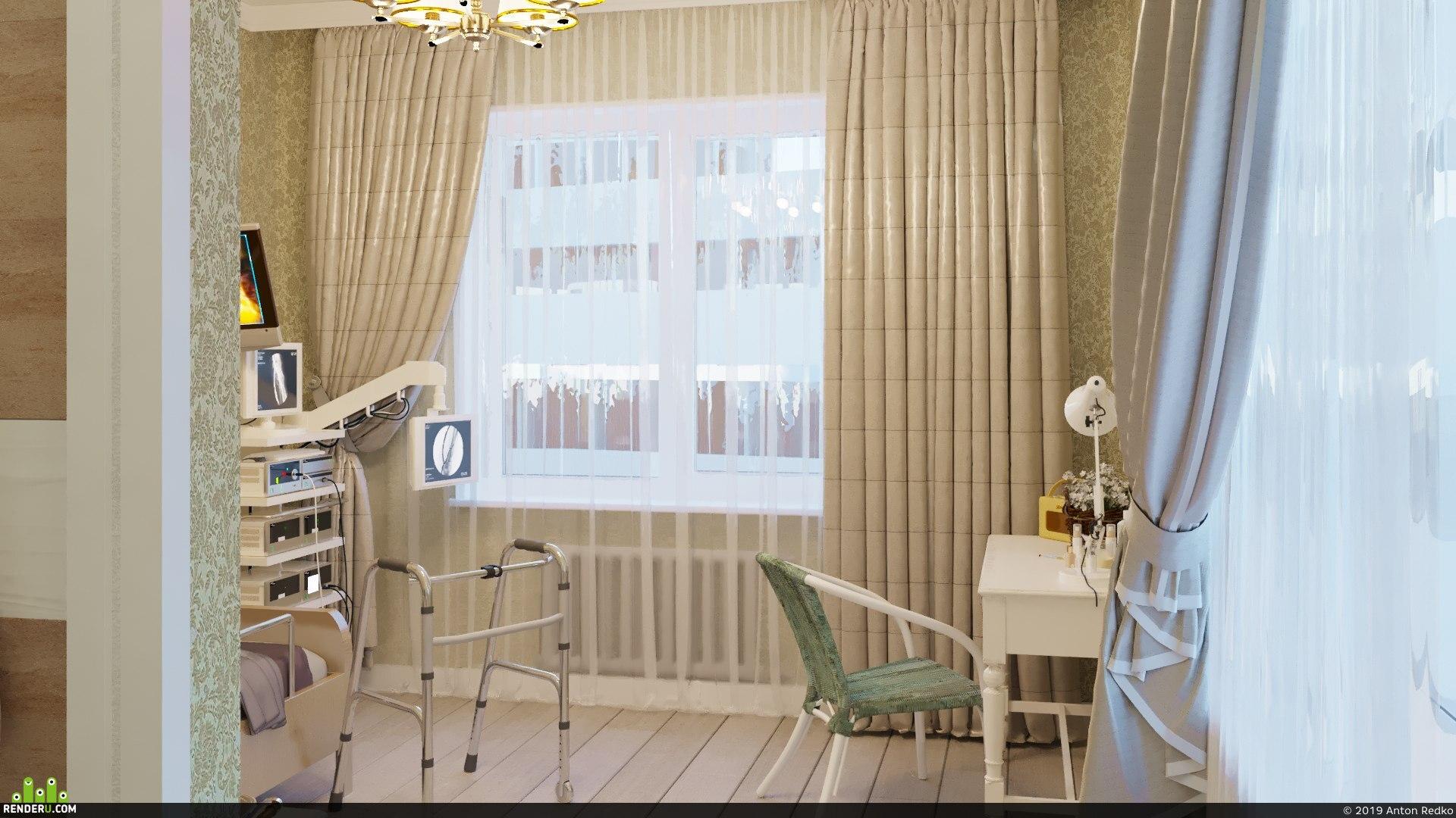 preview Проект дома престарелых г.Москва Московская область