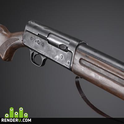 preview Remington Model 11 Short Barrel Shotgun