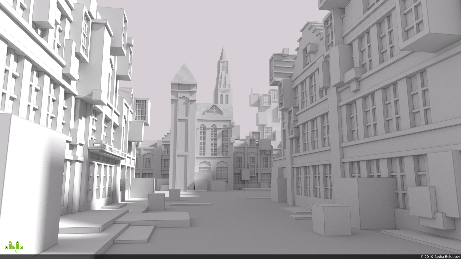 preview Copied City (voxel edition)