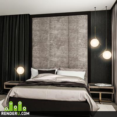 preview Интерьер спальни