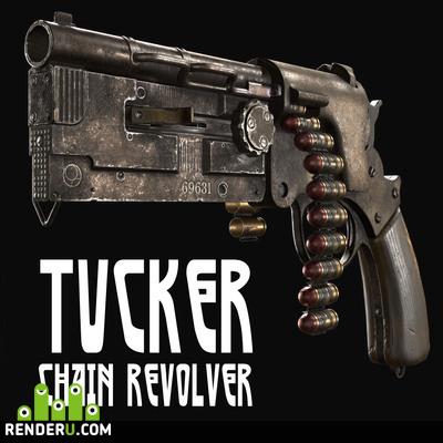 preview TUCKER ленточный револьвер