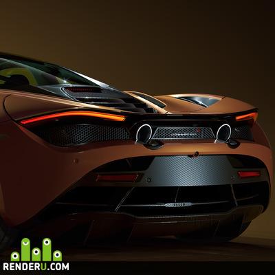 preview McLaren 720S