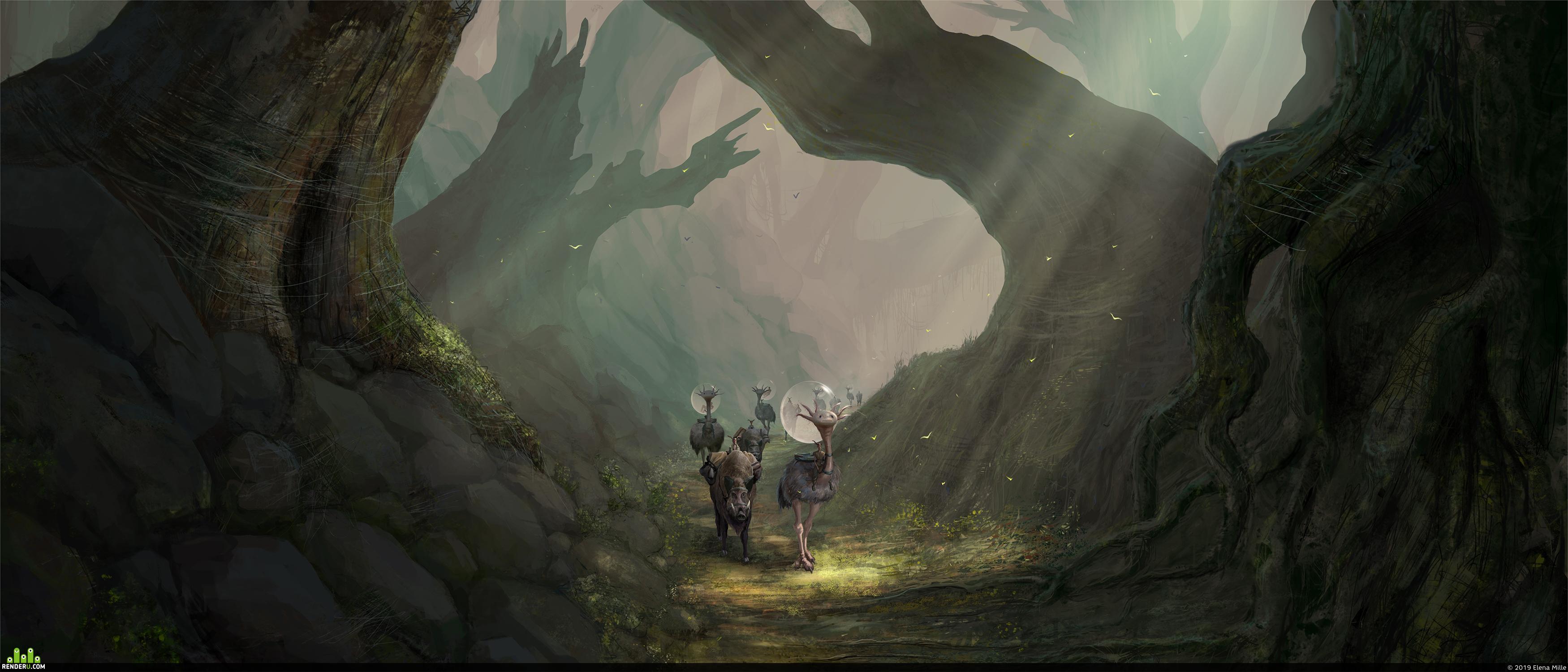 preview Древний Лес